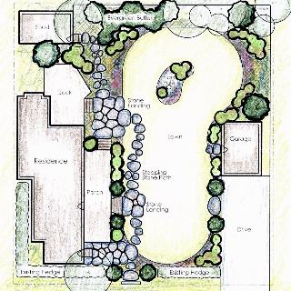 Landscape Design Cad And 3d Rendering